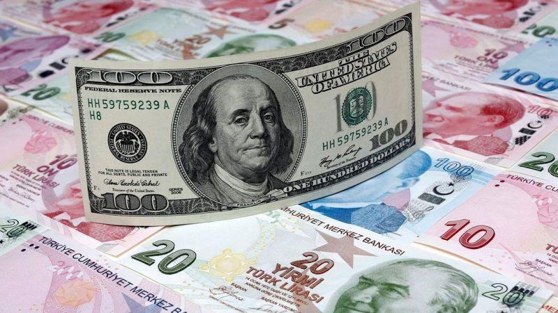Dolar/TL kuru rekor tazeledi! 8,8950'yi gördü..