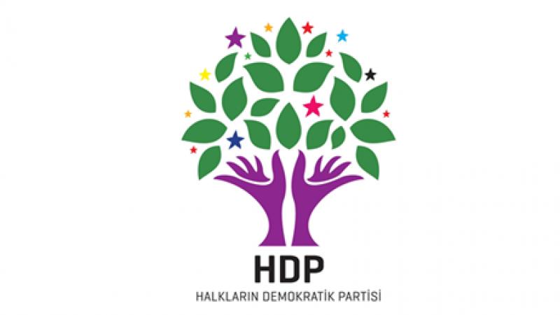 HDP Van İl Başkanlığı'nın miting talebine izin çıkmadı