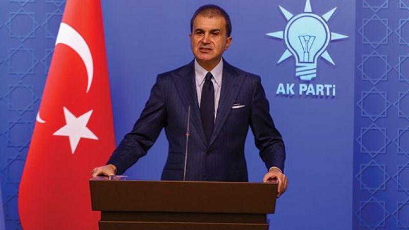 AK Parti Sözcüsü Çelik: BM çağrılara son versin
