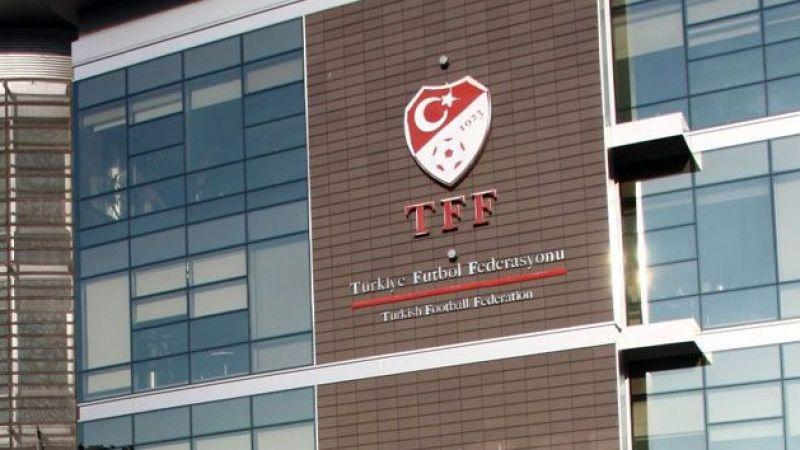 TFF'den Fenerbahçe'ye cevap!