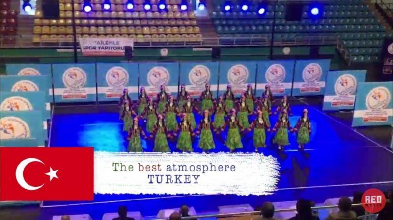 Van Tuşba Sanat Gençlik Spor Kulübü dünya birincisi oldu
