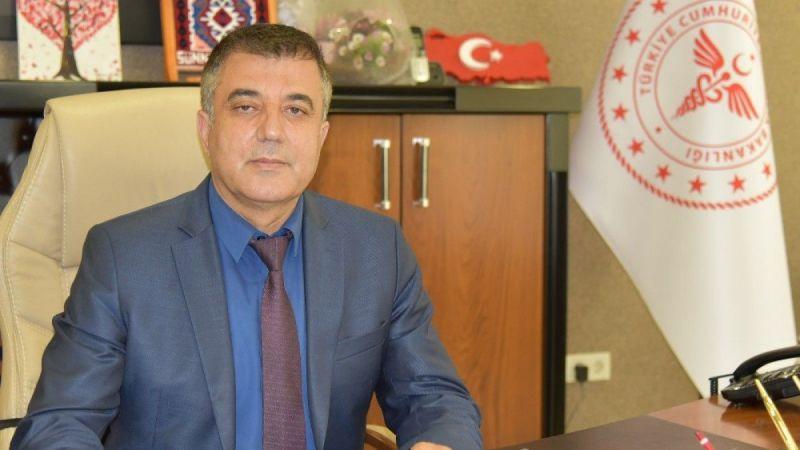 Müdür Sünnetçioğlu'ndan Vanlılara aşı çağrısı