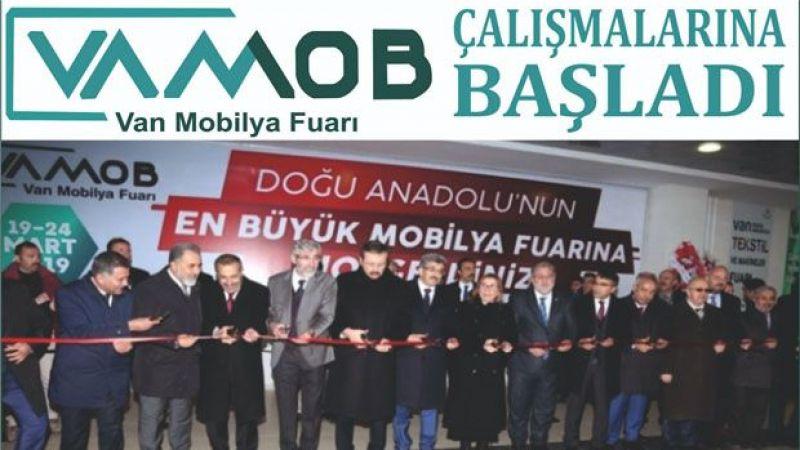 Doğu Anadolu'nun en büyük mobilya fuarı çalışmaları başladı