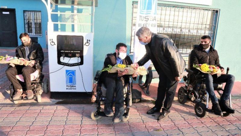 Tuşba Belediyesi'nden 'Dünya Engelliler Günü' etkinliği