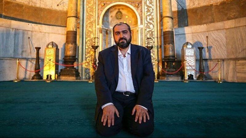 Ayasofya imamı Mehmet Boynukalın kimdir? Nereli, kaç yaşında?