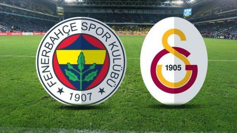 Fenerbahçe - Galatasaray maçı ne zaman? Derbi saat kaçta başlayacak?