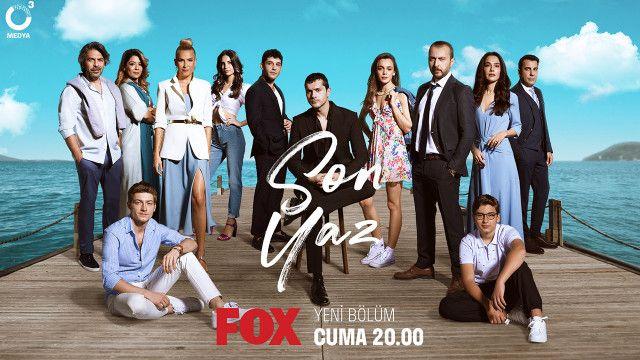 Son Yaz 12. Bölüm full izle tek parça! Fox TV Son Yaz son bölüm canlı izle