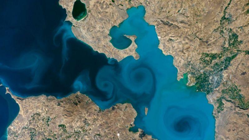 Van Gölü korona virüsün çoğalmasını engelliyor!