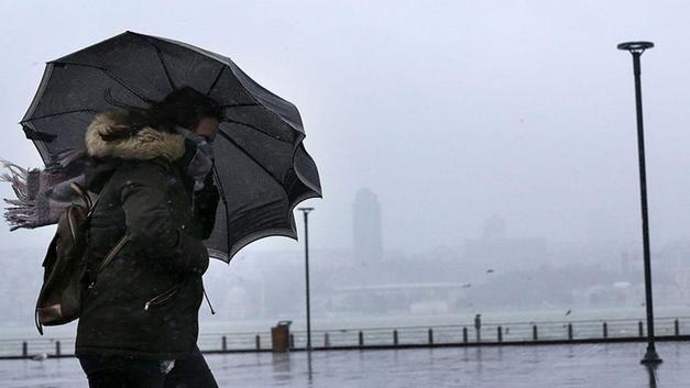 Meteorolojiden Van için kuvvetli rüzgar uyarısı
