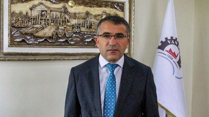 Van OSB Başkanı Aslan'dan Kadir Gecesi mesajı