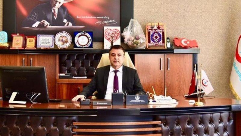 """Van İl Sağlık Müdürü Sünnetçioğlu: """"Sorumlu davranmazsak tedbirler boşa çıkar"""""""
