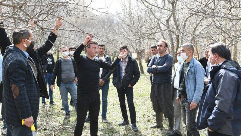 """Van Çatak'ta """"Kurslarımızla Köylerdeyiz"""" projesi başlatıldı"""