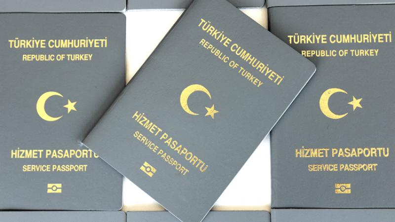 Gri pasaportla yurt dışına çıkan 30 kişiden 20'si dönmedi