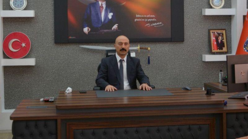 Hakkari'nin Yeni Emniyet Müdürü Pınar göreve başladı