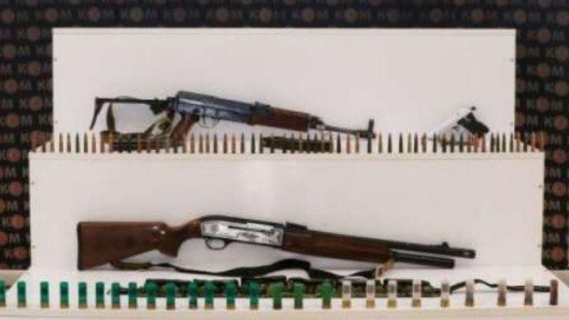 Muş'ta silah kaçakçılığı operasyonu: 1 tutuklama