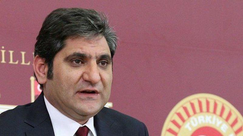 CHP Milletvekili Aykut Erdoğdu hakkında soruşturma başlatıldı
