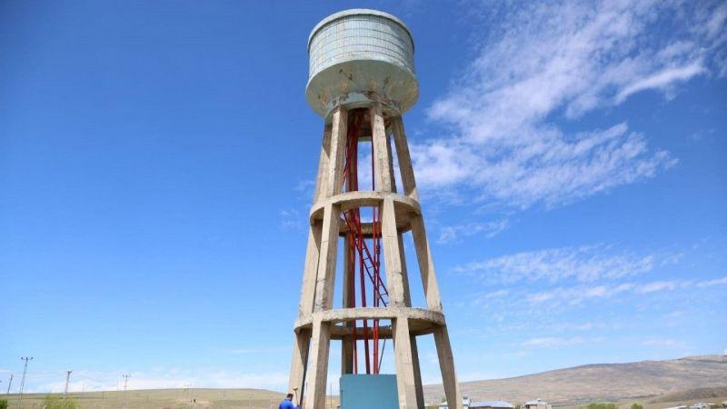 VASKİ, eskiyen su depolarını tek tek onarıyor