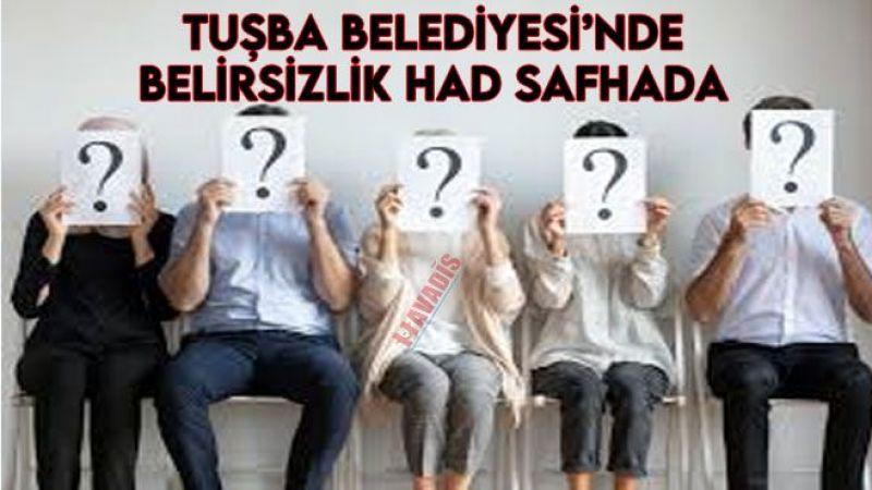 Tuşba Belediyesi'nde tutarsızlık devam ediyor