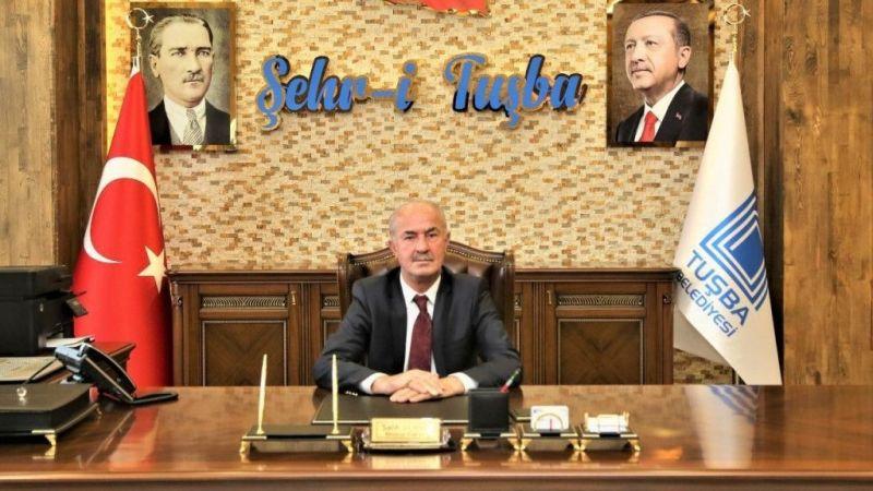 Tuşba Belediye Başkanı Akman'dan Kadir Gecesi mesajı