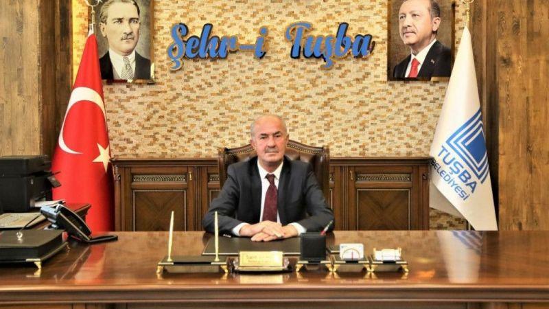 Tuşba Belediye Başkanı Akman'dan Ramazan Bayramı mesajı