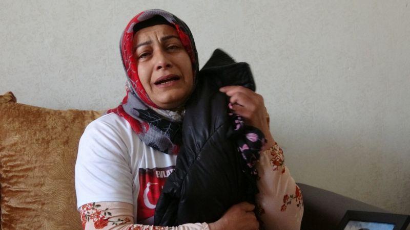 Evladı dağa kaçırılan Vanlı anne Sancar, bir bayrama daha gözü yaşlı girdi