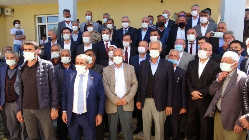 Muş'ta 1,5 yıl önce başlayan kan davası barışla sonuçlandı