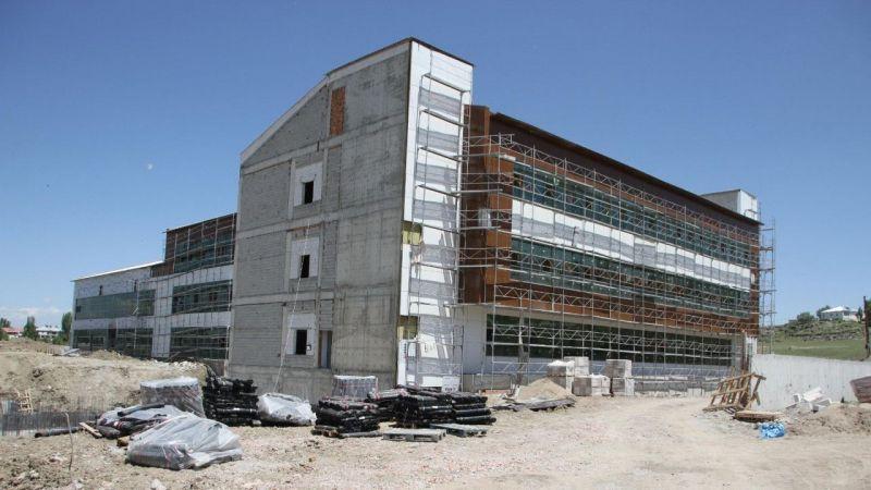 Muş Malazgirt'e 100 yataklı devlet hastanesi
