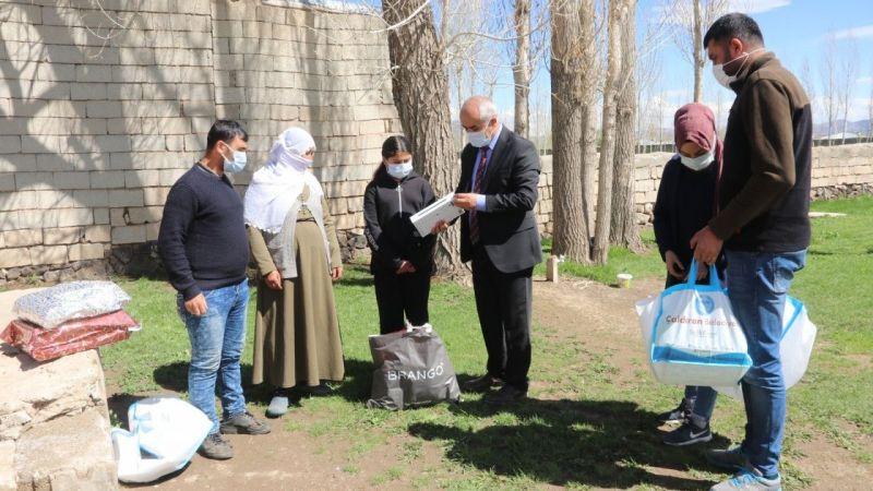 Başkan Ensari'den öğrencilere tam destek