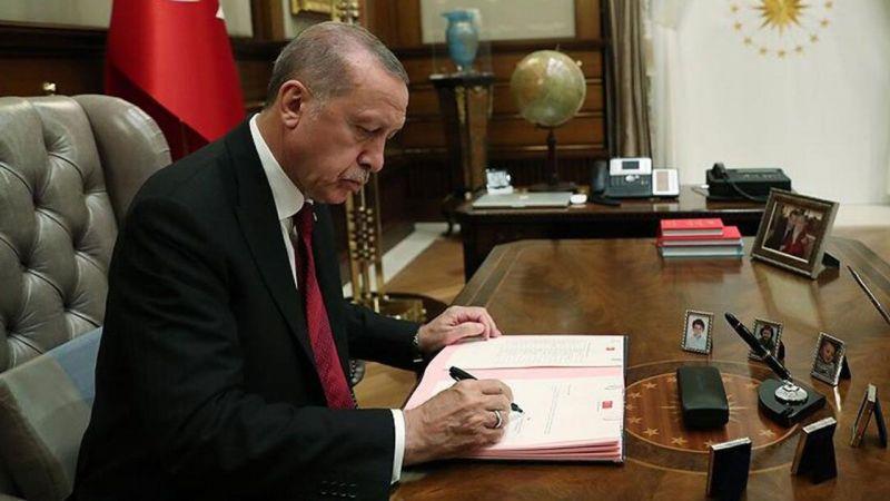 Cumhurbaşkanı imzaladı! Atama kararları Resmi Gazete'de yer aldı