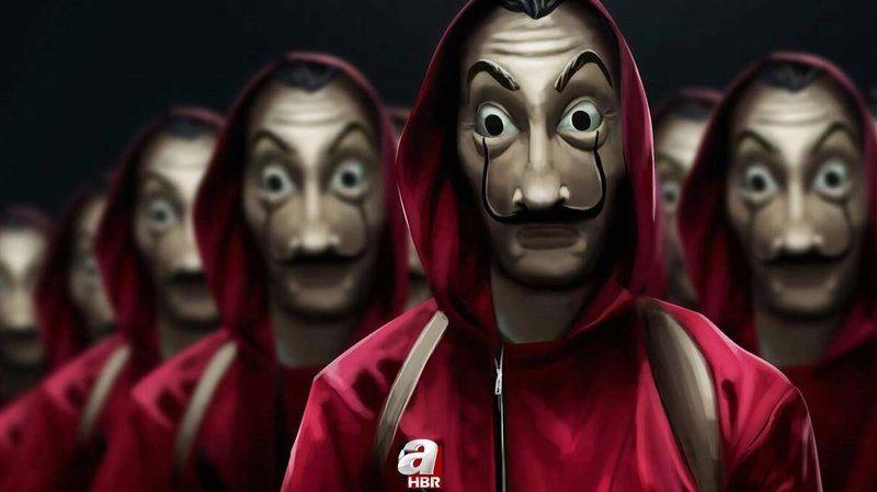 La Casa de Papel'in yeni sezonu 5. sezon tarihi belli oldu