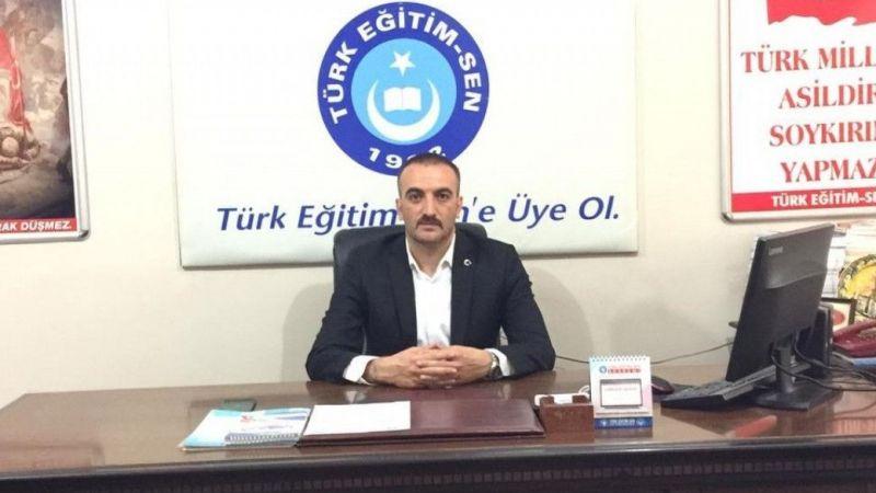 Türk Eğitim-Sen Van Şubesinde görev değişikliği