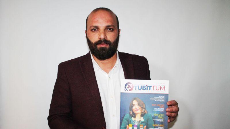 Tubittum Dergisi, 21 ilde ve 2 ülkede yayın hayatına başladı