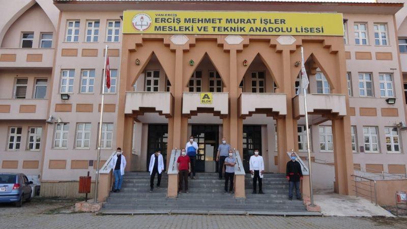 Mehmet Murat İşler Mesleki ve Teknik Anadolu Lisesi eTwinning projelerine hız verdi