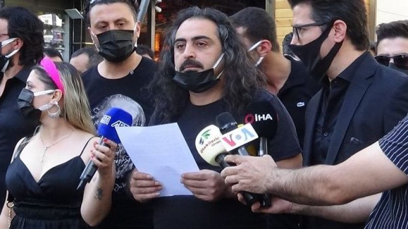 Diyarbakır'daki müzisyenler kendilerine destek verilmesini istedi