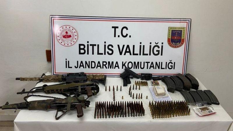 Bitlis'te 1'i gri kategoride 3 terörist etkisiz hale getirildi