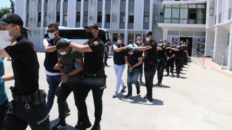 Van'da devleti dolandıran 21 kişi tutuklandı