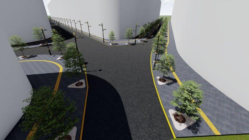 İpekyolu Belediyesi müjdeyi verdi! Demirciler Sokak yenileniyor