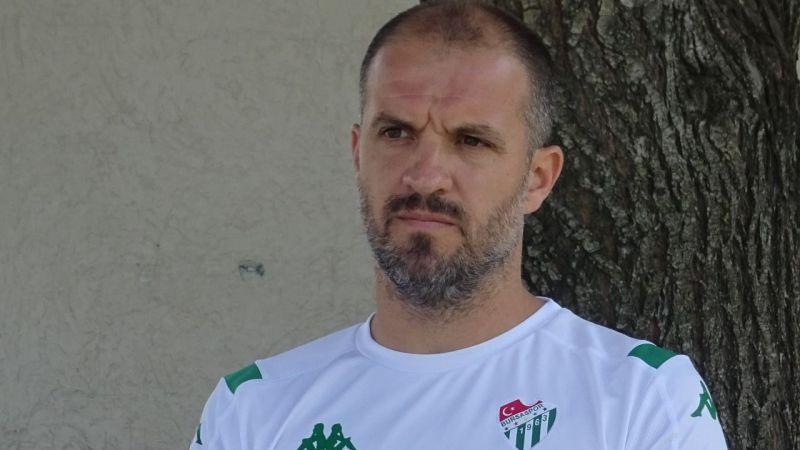 Bursaspor Mustafa Er ile yeniden anlaştı