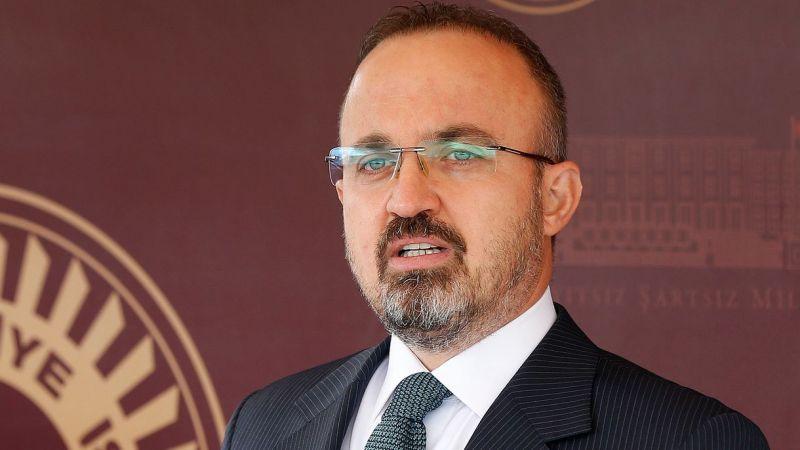 AK Partili Turan'dan Süleyman Soylu ve 15 vekil açıklaması