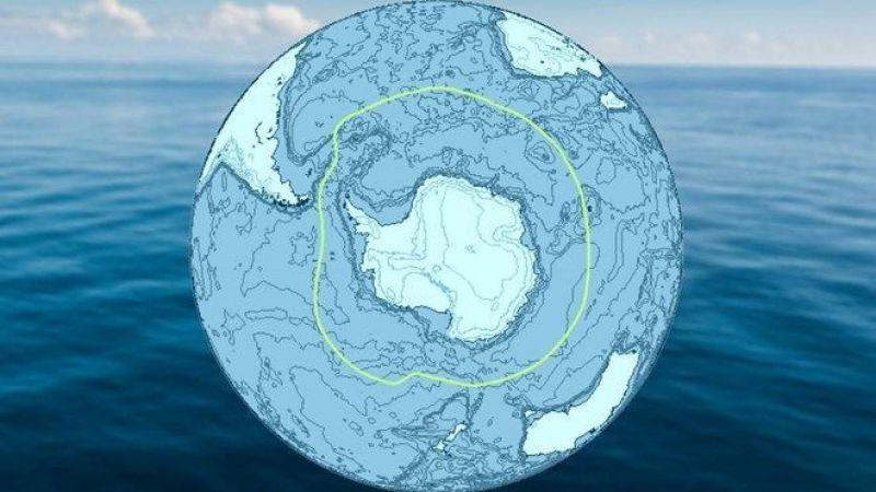 Güney Okyanusu'nun varlığı kabul edildi! Okyanus sayısı 5'e yükseldi