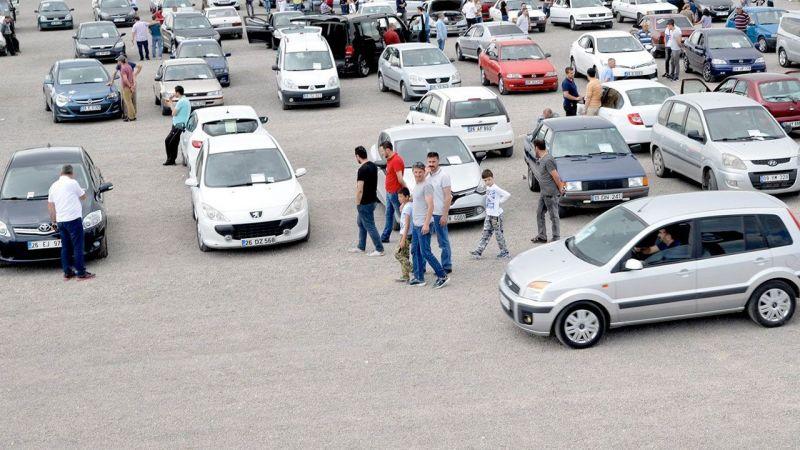 İkinci el otomobil satışlarında düşüş! İşte ikinci el piyasasında son durum..