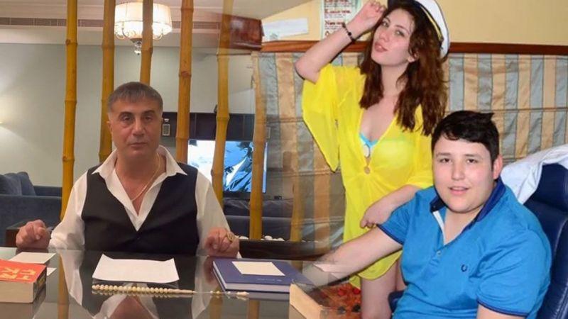 Sedat Peker Tosuncuk'un yerini açıkladı