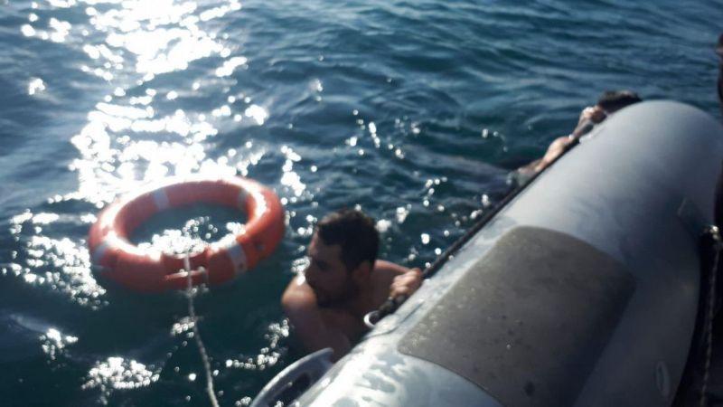 Son dakika haberi! Van'da boğulmak üzere olan 4 kişi kurtarıldı
