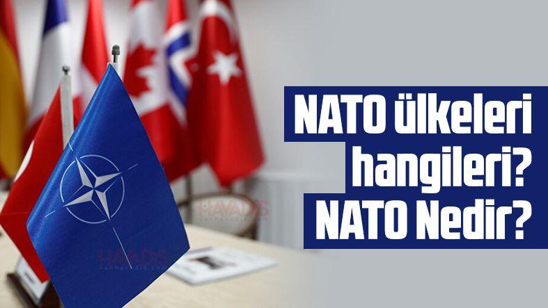 NATO ülkeleri hangileri? NATO Nedir?