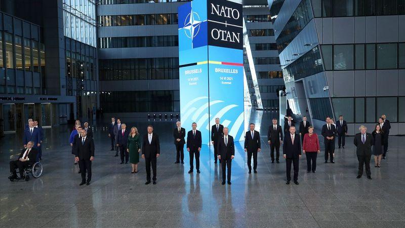 NATO Liderler Zirvesi NATO Karargahında başladı