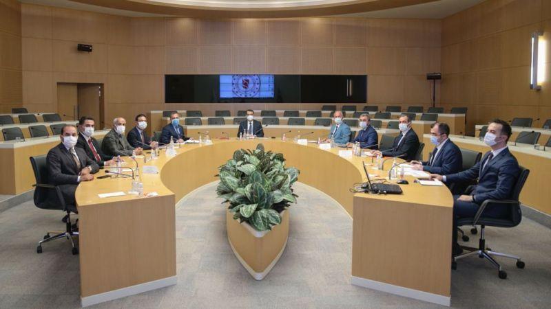Başkan Tanış'tan Gürpınar'a doğalgaz müjdesi