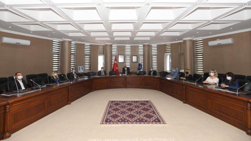 Van YYÜ'de Coğrafi İşaret toplantısı yapıldı
