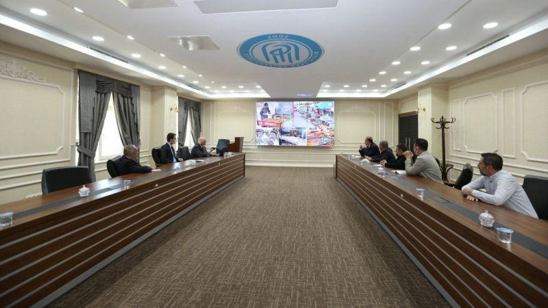Bitlis Eren Üniversitesi'nde 'Nemrut Kalderası ve Jeopark' toplantısı
