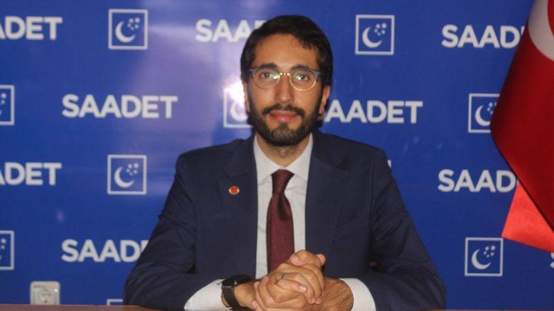 Saadet Partisi Konya Milletvekili Karaduman Van'da