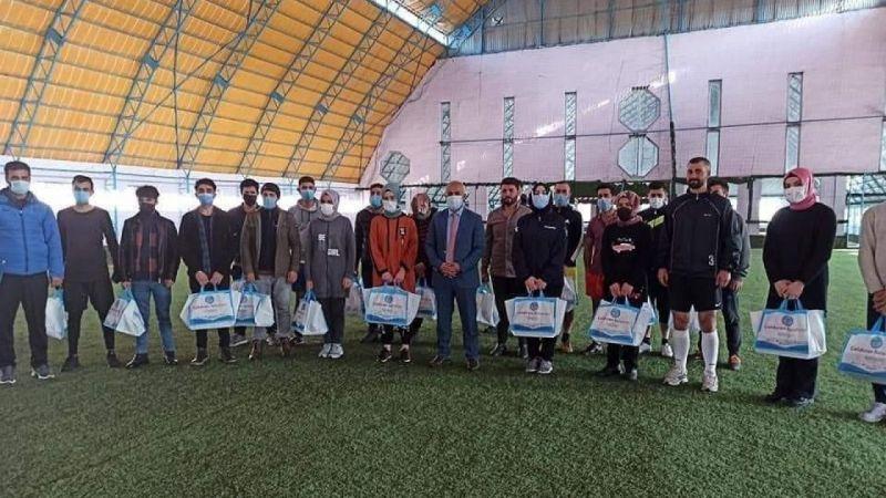 Van Çaldıran'da POMEM öğrencilerinden büyük başarı
